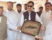 پشاور: ضلع خبیر پختونخوا یوتھ سپورٹس و کلچرل میلے کے موقع پر ڈی سی خیبر ..