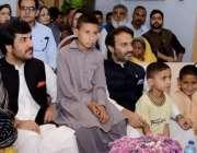 کوئٹہ: ایم ڈی پاکستان بیت المال عون عباس بپی ڈپٹی سپیکر بلوچستان اسمبلی ..