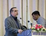 سکھر: گورنر سنده عمران اسماعیل وزیراعظم کامیاب جوان پروگرام کے ذیلی ..