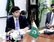 لاہور: وزیر صحت پنجاب ڈاکٹر یاسمین راشد پرائمری اینڈ سیکنڈری ہیلتھ ..
