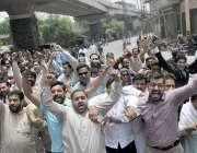 لاہور: پنجاب اسمبلی میں قائدحزب اختلاف حمزہ شہباز کی احتساب عدالت پیشی ..