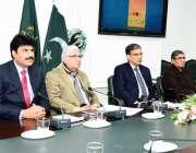 اسلام آباد: وفاقی محتسب سید طاہر شہباز موبائل ایپ کے ذریعہ عوامی شکایات ..