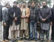 لاہور: تحریک انصاف کے سینئر رہنما عبدالعلیم خان کی احتساب عدالت میں ..