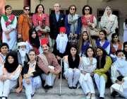 راولپنڈی: گورنمنٹ کالج ایف بلاک میں سرسید احمد خان کے یوم پیدائش کے ..