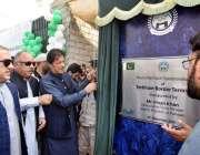 طورخم:وزیر اعظم عمران خان طورخم ضلع خیبر میں میڈیا گفتگو کے دوران خطاب ..