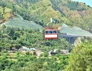 ایبٹ آباد: ایبٹ آباد کے ایک طرف سے دوسرے گاؤں جانے والے مسافروں کو آمدورفت ..