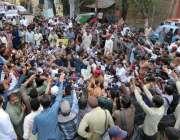 حیدر آباد: پاکستان پیپلز پارٹی کے زیر اہتمام سپیکرسندھ اسمبلی آغا سراج ..