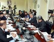 اسلام آباد: وزیر عظم کے معاون خصوصی برائے کامرس ، ٹیکسٹائل انڈسٹری ..