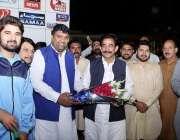 لاہور: ایمرا سپورٹس فیسٹیول میں صدر ایمرا آصف بٹ مہمان خصوصی ایم پی ..