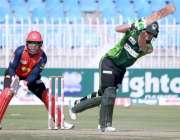 راولپنڈی: پاکستان کپ2019ء کے موقع پر پنجاب اور فیڈرل ایریا کی ٹیموں کے ..