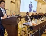 لاہور: زرعی ادارے اوریگا کے سربراہ تحریک انصاف کے مرکزی رہنما جمشید ..