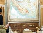 تہران: چیف آف آرمی اسٹاف (سی او اے ایس) جنرل قمر جاوید باجوہ ایران کی ..