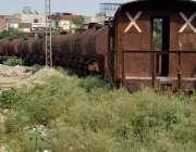 لاہور: محکمہ ریلوے کا کروڑوں روپے کا اثاثہ افسران کی توجہ کا منتظر ہے، ..