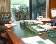 اسلام آباد: صدر مملکت ڈاکٹر عارف علوی سے جسٹس (ر) علی نواز چوہان ملاقات ..