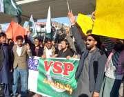 راولپنڈی:خصوصی افراد پاک فوج سے اظہار یکجہتی کے لیے نکالی گئی ریلی ..