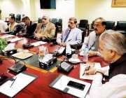 اسلام آباد: وزیراعظم کے معاون خصوصی ڈاکٹر ظفر مرزا ڈینگی کے حوالے سے ..
