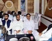 اٹک: سی او ایف اے سنجوال کے اکاؤنٹس آفیسر محمود ستی اور سٹاف میجر گروپ ..
