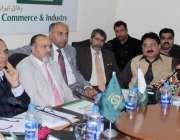 کراچی: ایف پی سی سی آئی کی سابق نائب صدر شبنم ظفر نو منتخب عہدیداران ..