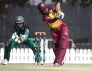 دبئی: ویسٹ انڈیز ٹیم کی کھلاڑی پاکستان کیخلاف ونڈ ڈے سیریز کے تیسرے ..