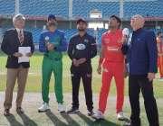 دبئی: پاکستان سپر لیگ میں اسلام آباد یونائیٹڈ اور ملتان سلطانز کے کپتان ..