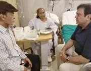 لاہور:سینئر اداکار قوی خان اور سہیل احمد نجی ہسپتال میں زیر علاج لیجنڈ ..