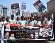 پشاور: مقبوضہ جموں و کشمیر میں جی ٹی روڈ پر بھارتی فوج کے ذریعہ ریاستی ..