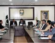 ٓاسلام آباد: چیمبر آف کامرس اینڈ انڈسٹر کے صدر احمد حسن مغل چیمبر کی ..