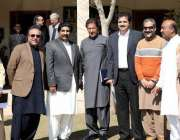 اسلام آباد:وزیر اعظم عمران خان سے ممبران قومی اسمبلی و دیگر کا ملاقات ..
