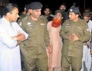 راولپنڈی: حضرت علی (رض) کے یوم شہادت کے موقع پر ڈی سی او محمد علی، سی ..