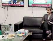 لاہور: صوبائی وزیر سکولز ایجوکیشن مراد راس سے نجی سکول میں زیر تعلیم ..