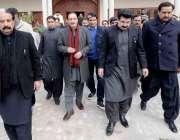 راولپنڈی: سینیٹر چوہدری تنویر کے بہنوئی چوہدری بابر حنیف کی وفات پر ..