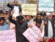 لاہور: عوامی رکشہ یونین و عوامی پاسبان کے کارکنان مہنگائی کے خلاف کلمہ ..