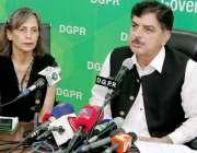 لاہور : صوبائی وزیر توانائی ڈاکٹر اختر ملک محکمہ توانائی کی ایک سالہ ..