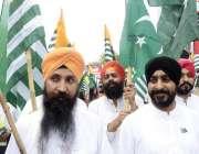 اسلام آباد: کشمیر میں بھارتی فوج کے ذریعہ ریاستی دہشت گردی کی مذمت کے ..
