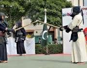 اسلام آباد: نیشنل یونیورسٹی آف ماڈرن لینگویجز میں جاپان کے فیسٹیول ..