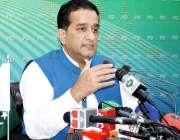 اسلام آباد: وزیر اعظم عمران خان کے مشیر برائے ماحولیاتی تبدیلی ملک ..