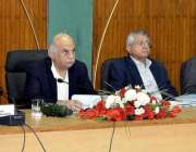 اسلام آباد: ڈپٹی چیئرمین پلاننگ کمیشن ، محمد جہانزیب خان کی مرکزی ترقیاتی ..