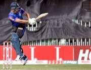 راولپنڈی: پاکستان کپ2019کے موقع پر سندھ اور فیڈرل ایریا کی ٹیموں کے درمیان ..