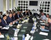 اسلام آباد: وزیر اعظم کے معاون خصوصی برائے ٹیکسٹائل عبدالرزاق داؤدفررٹیلائزر ..