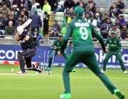 برمنگھم: آئی سی سی ورلڈ کپ2019کے موقع پر پاکستان اور نیوزیلینڈ کی ٹیموں ..