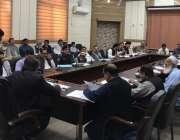 پشاور: وفاقی وزیر مملکت علی محمد خان وزیر اعظم پاکستان کو بھیجی گئی ..