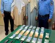 اسلام آباد: وفاقی دارالحکومت میں ڈکیتی کی متعدد وارداتوں میں ملوث گروہ ..