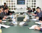 اسلام آباد: وزیر اعظم کے معاون خصوصی عبدالرزاق داؤد سے (REAP) کا وفد ملاقات ..