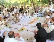 اسلام آباد: سابق وزیراعظم بینظیر بھٹو کی پولیٹیکل سیکرٹری ناہید خان ..