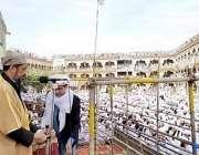 اکوڑہ خٹک: جمعیت علماء اسلام (س) کے امیر جامہ دارالعلوم حقانیہ کے نائب ..