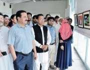 زرعی یونیورسٹی فیصل آباد کے پرو وائس چانسلر پروفیسر ڈاکٹر ظفر اقبال ..