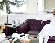 اسلام آباد: وفاقی وزیر خوراک صاحبزادہ محبوب سلطان سے اقوام متحدہ کی ..