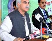 اسلام آباد: وزیر اعظم کے معاون خصوصی برائے صحت ڈاکٹر ظفر مرزا پمز میں ..