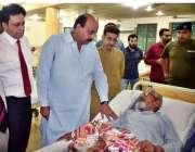 سیالکوٹ: وزیر برائے سپیشل ایجوکیشن پنجاب چوہدری محمد اخلاق گورنمنٹ ..