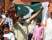 حیدر آباد: پاکستانی ہندو کمیونٹی کے زیر اہتمام پاک فوج سے اظہار یکجہتی ..